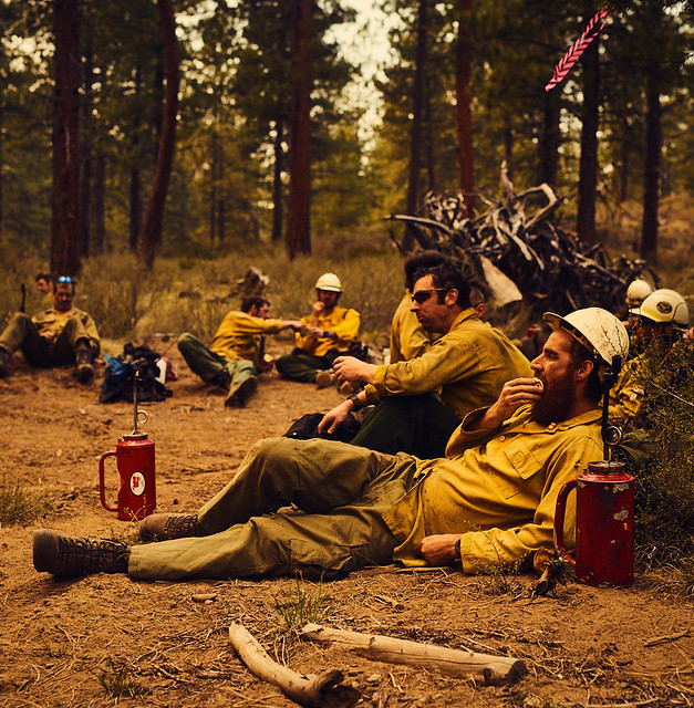 HOW ARE WE GOING TO FIGHT WILDFIRE AND COVID-19?