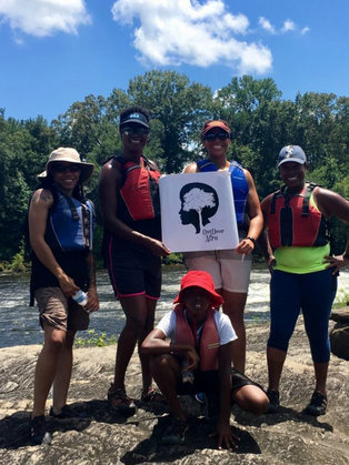 OUTDOOR AFRO CONNECTS PARTICIPANTS TO THE OUTDOORS, AND TO BLACK HISTORY