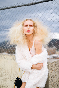 Avant Garde - High Fashion Photoshoot