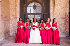Wedding at the Century Room Downtown Asheville, NC -