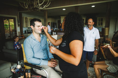 Blemish Covering for Male Clients