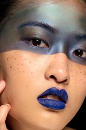 Monochromatic Blue using All N.Y.X. Products