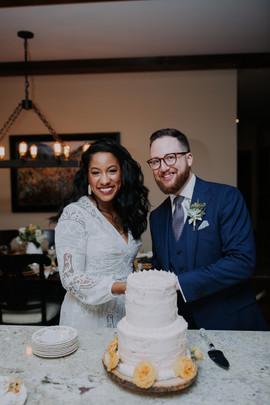 Linville Falls Wedding
