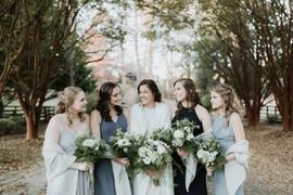 Winter Wedding in the Appalachian Mountians