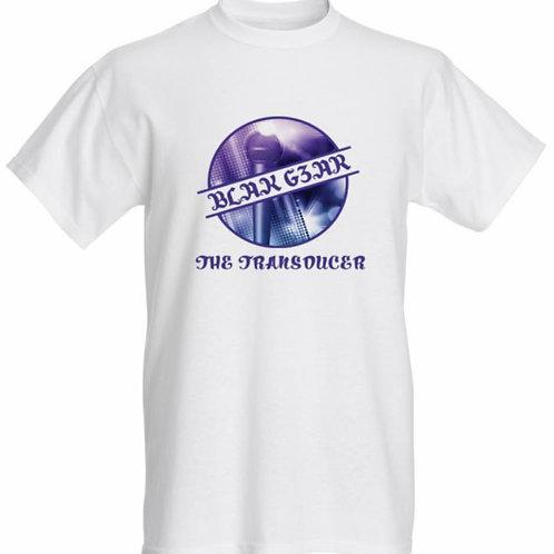BLAK G3AR - TRANSDUCER - T-SHIRT - MENS
