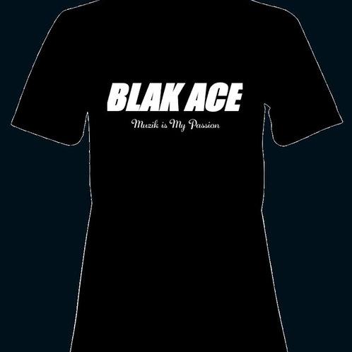 BLAK ACE - HEAVENZ GATES - WOMENS - BLACK