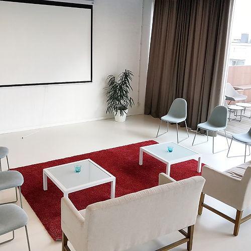 Vergaderzaal hartje Antwerpen met uniek zicht en veel lichtinval