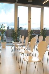 SkyBox meeting ruimte. Combinee je teambuilding met een vergadering