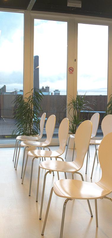 SkyBox exclusive meeting room