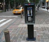 US公衆電話