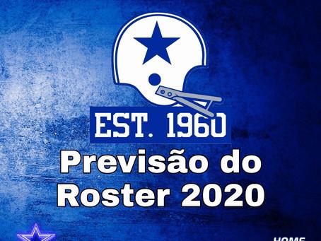 Dallas Cowboys 53 Roster bold prediction