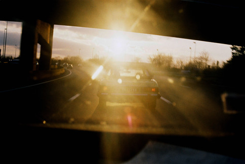 Love Is A Road Movie