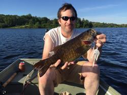 Nic Fishing