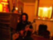 Eric McFadden and his bad Mandolin