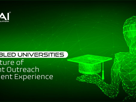 AI-Enabled Universities: The Future of Student Outreach and Student Experience