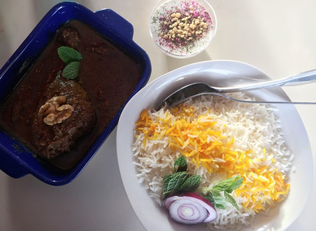 These Persian Restaurants Offer a Taste of Iran