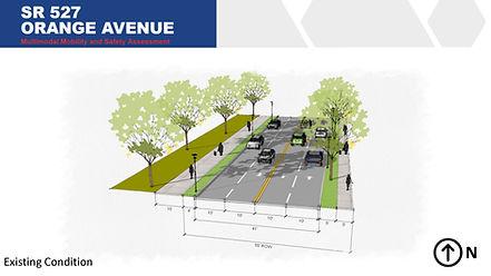SR 527 Lane Repurposing Sections_Page_2.