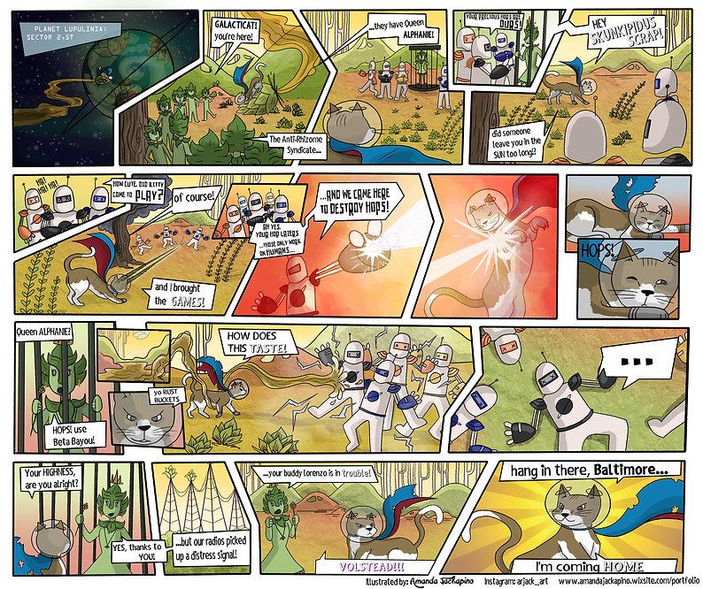 Full Tilt Comic