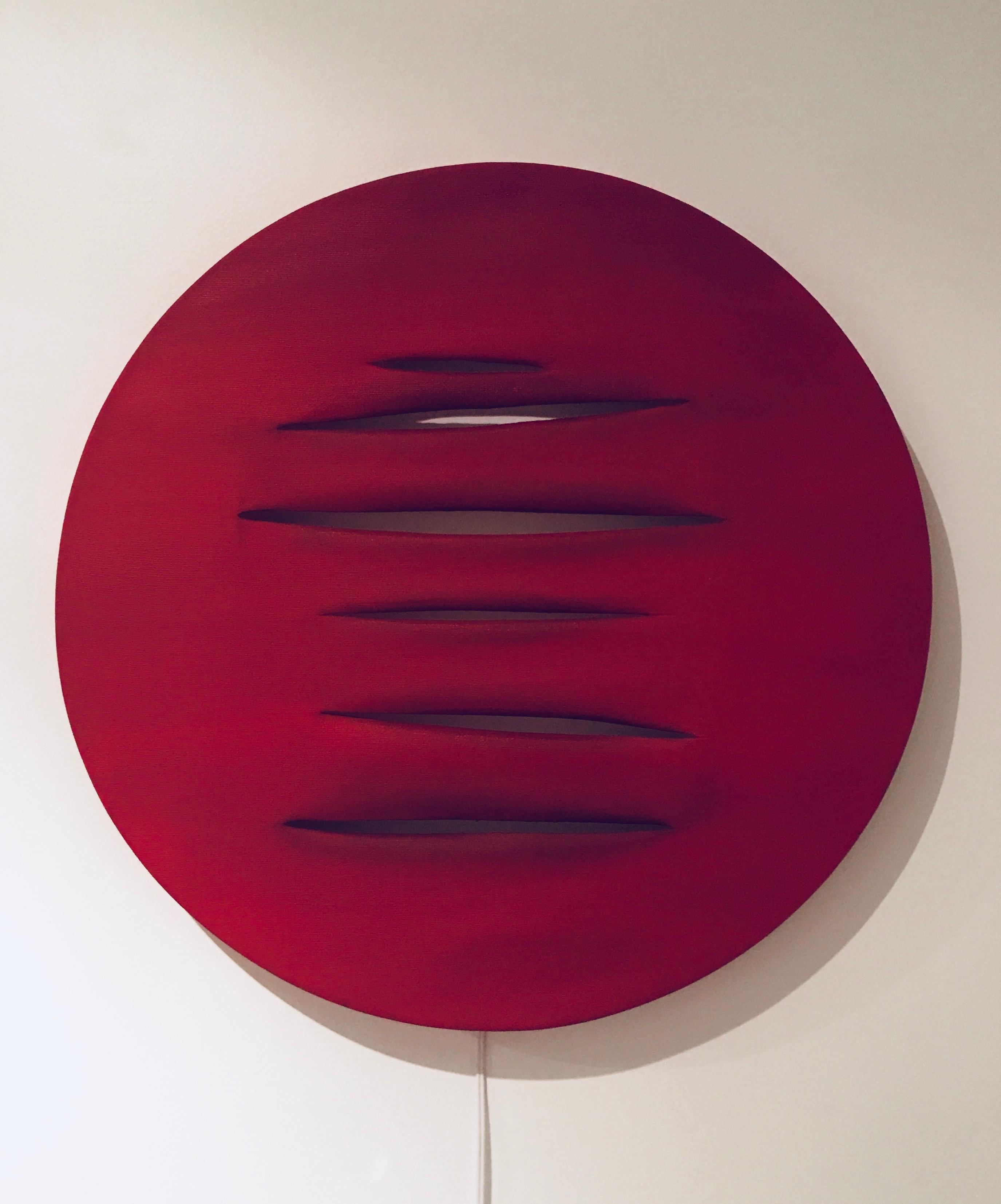 Arte Luz red
