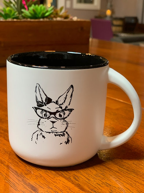 Tame Rabbit Mug