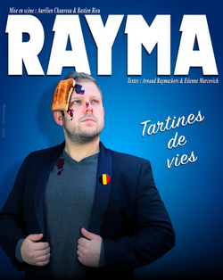 Rayma - Tartines de vies