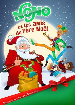 Nono et les amis du Père Noël LQ