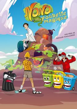 Nono et la poubelle magique LQ