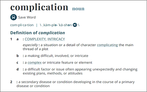 complication dictionary definition 2.png