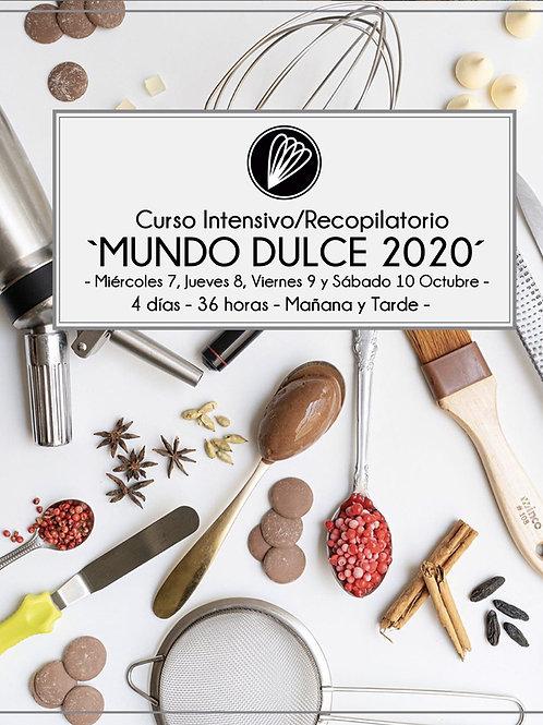 Curso recopilatorio 'MUNDO DULCE' - Octubre I - [PRESENCIAL]