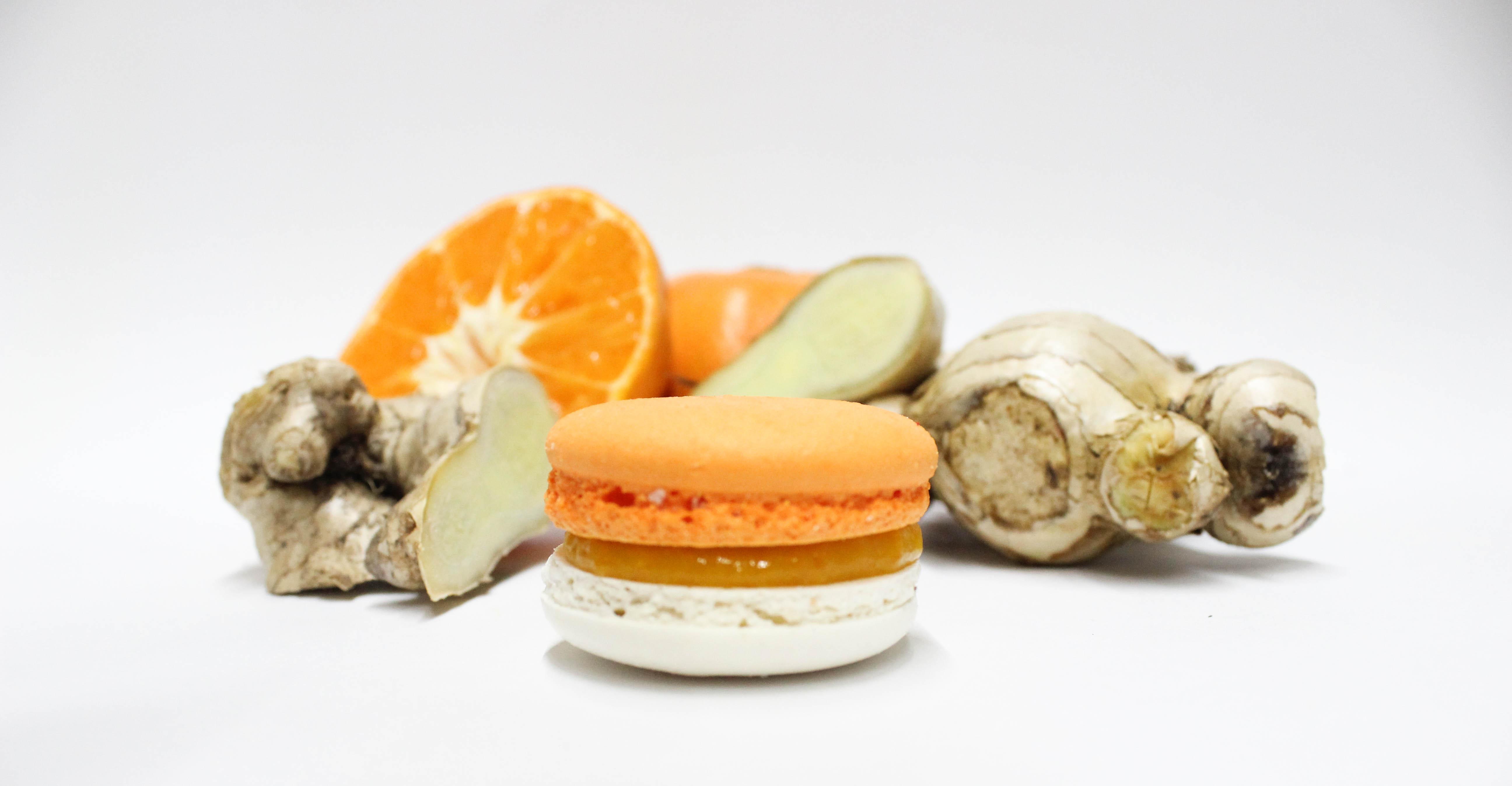 Mandarina y Jengibre