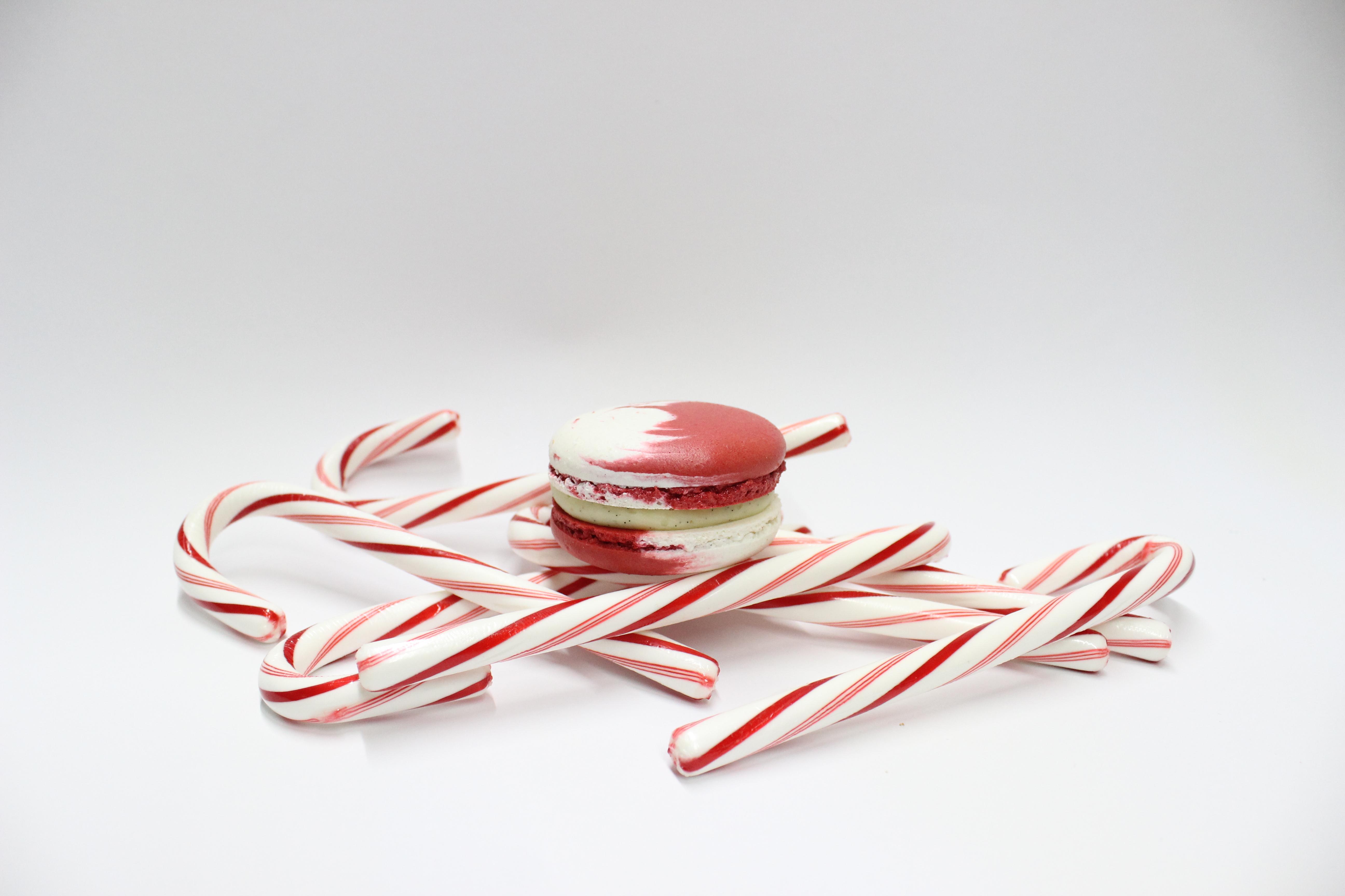 Macarón Navidad