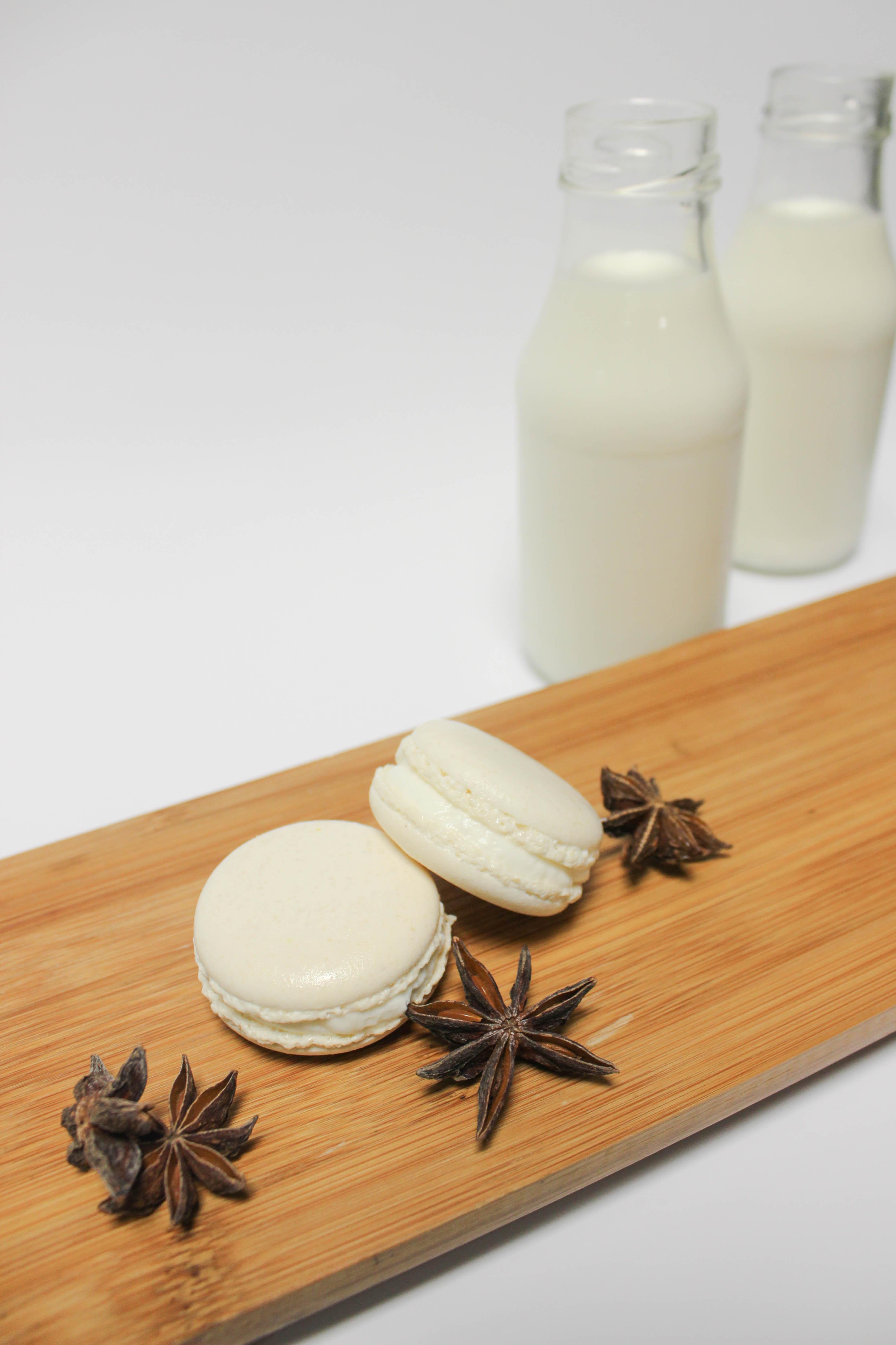 Macarón de Yogurt & Anis