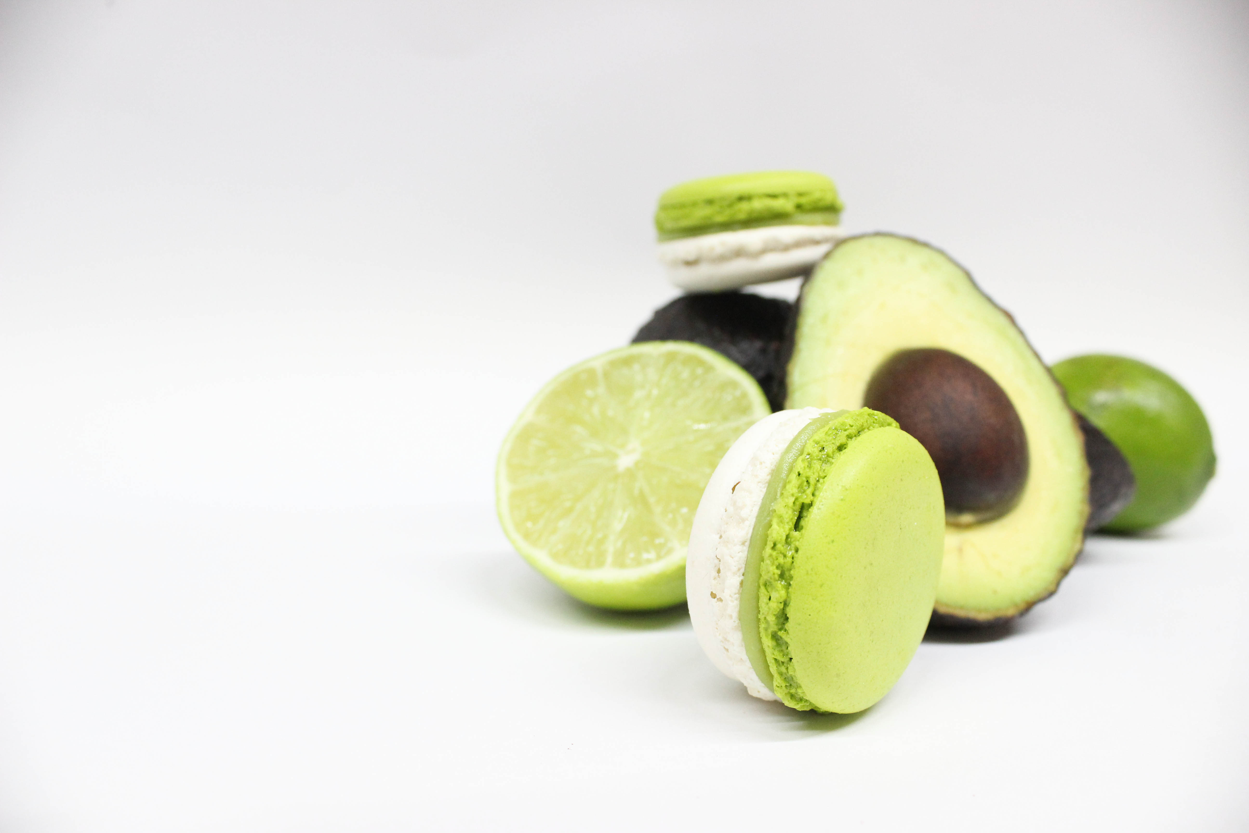 Aguacate y limón