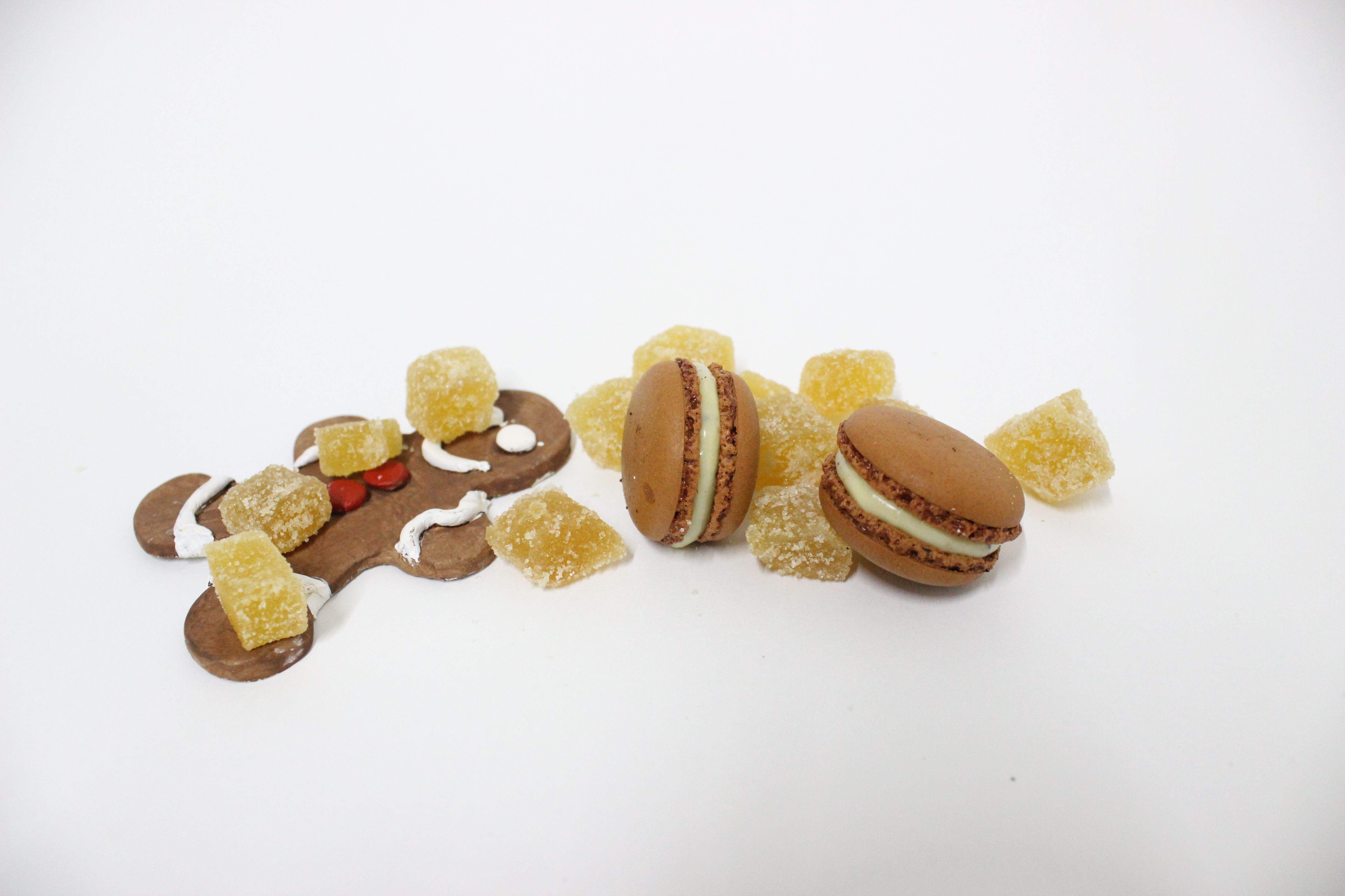 Macarón Gingerbread