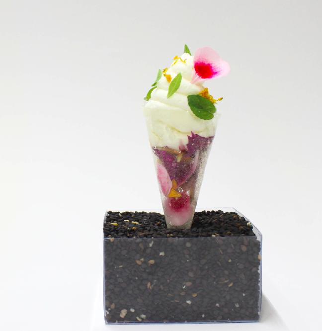 Minicono de Flores