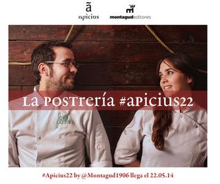 La Postrería en Apicius 22