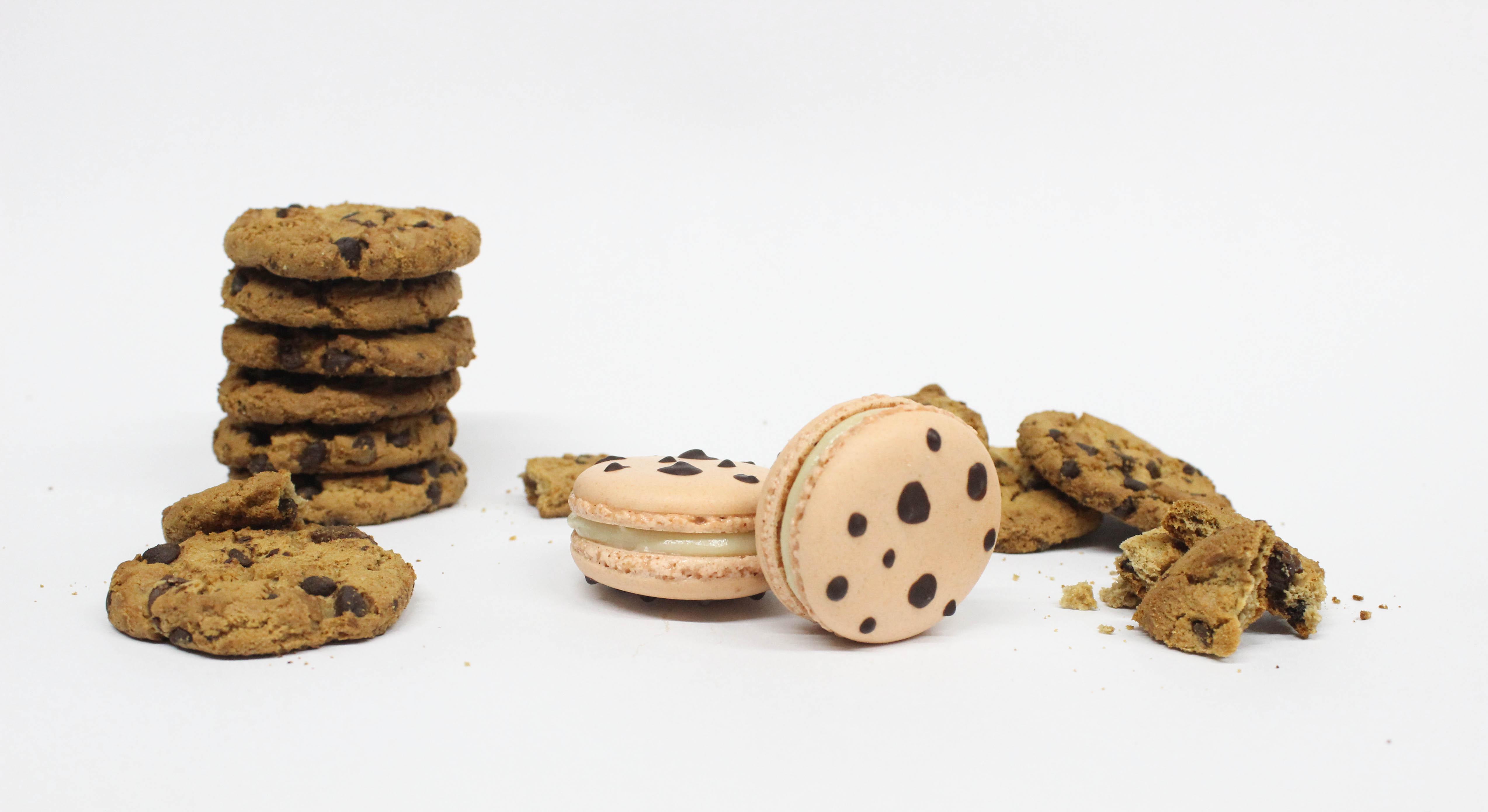 Macarón Cookie