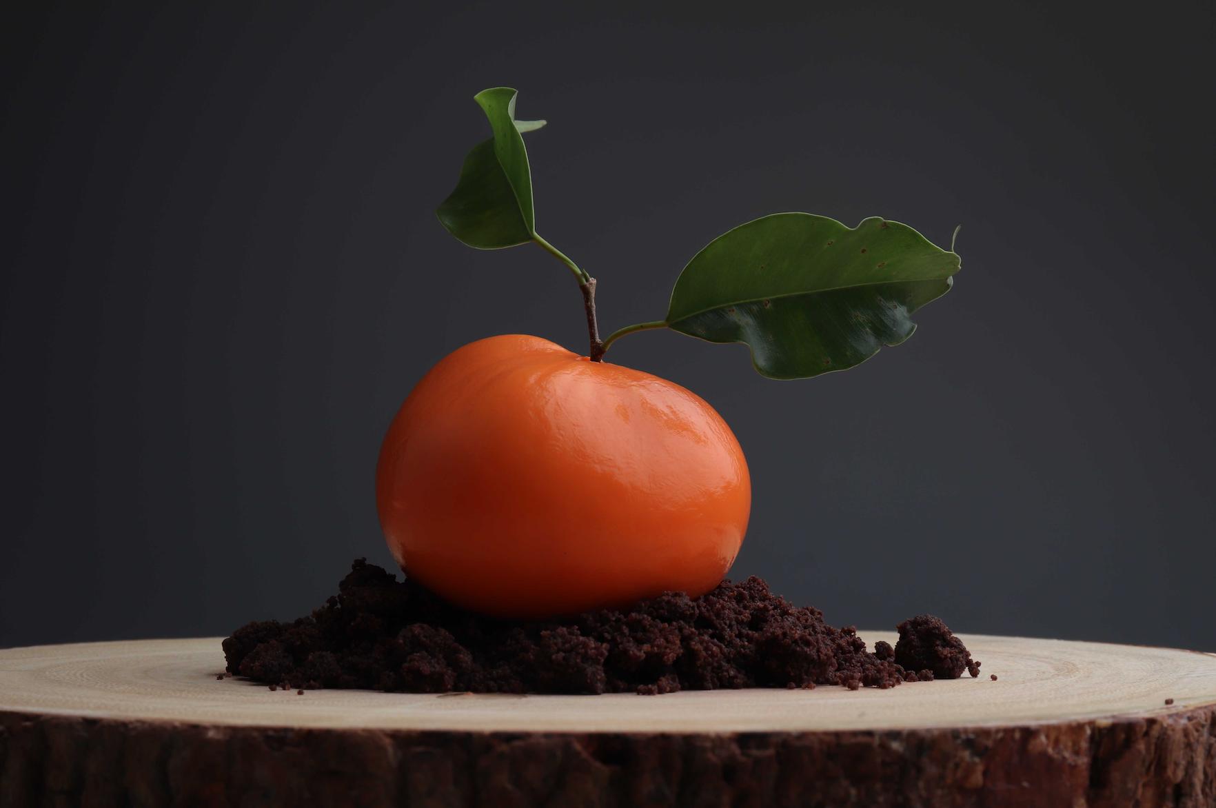 Mandarina Cheesecake