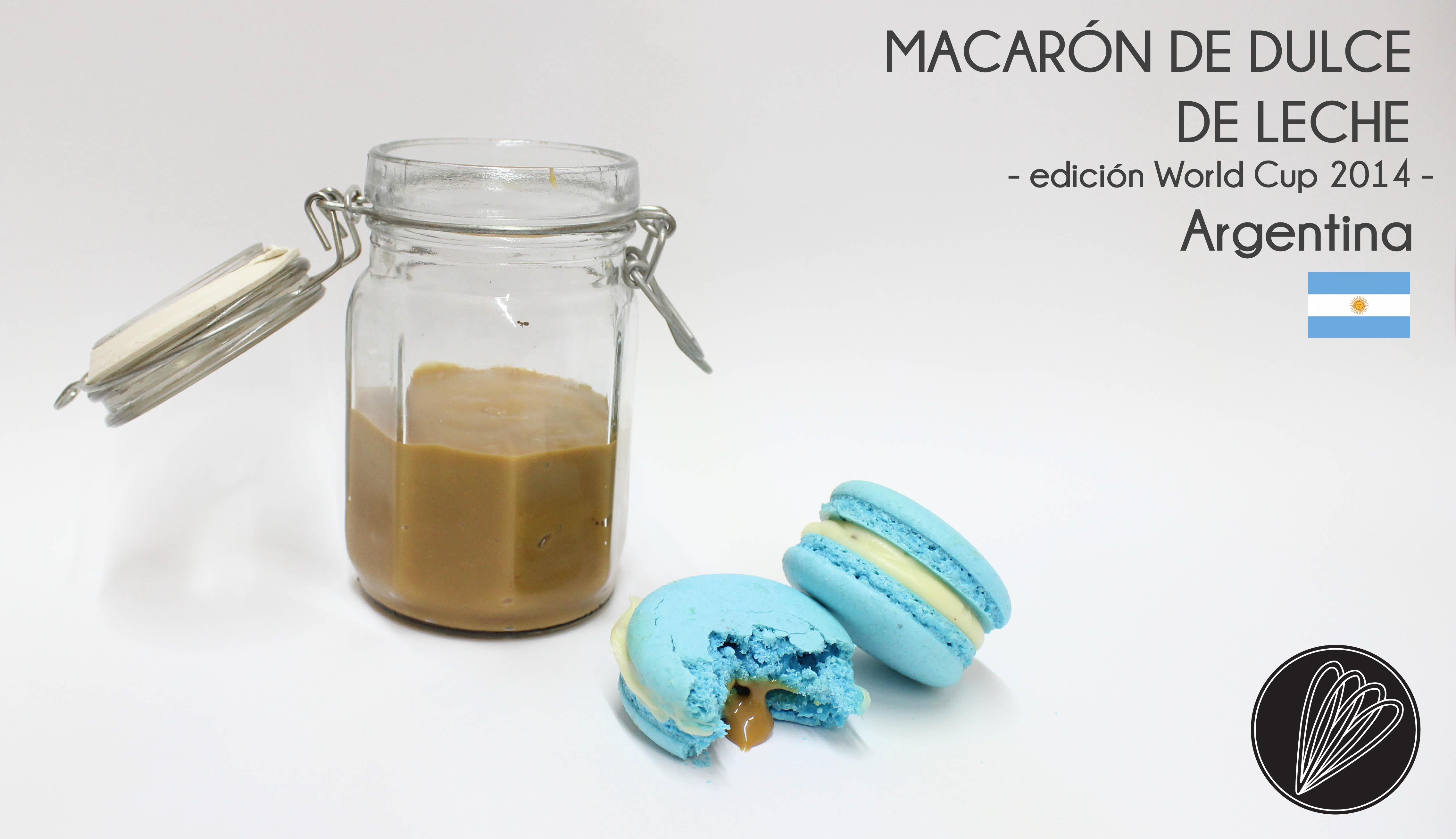 Macaron de Argentina