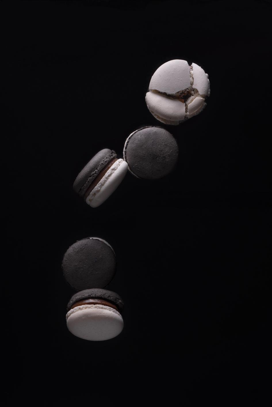 Macaron de Regaliz