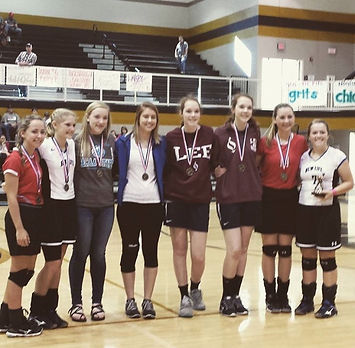 Third Place State Championship 2015