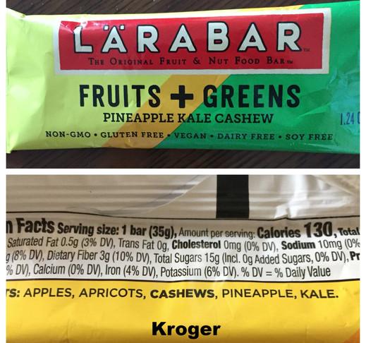 Pineapple Kale Cashew