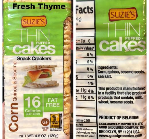 Corn Cakes