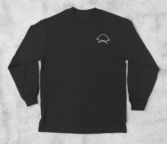 Octo Ante Long Sleeve Shirts (Black)