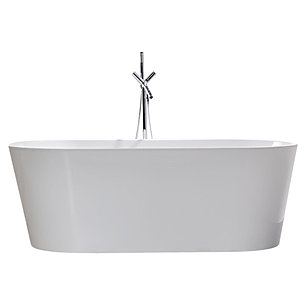 White Bathtub cUPC Certification. AquaPat Contemporary Bathroom White Bathtub cUPC Certification 126815