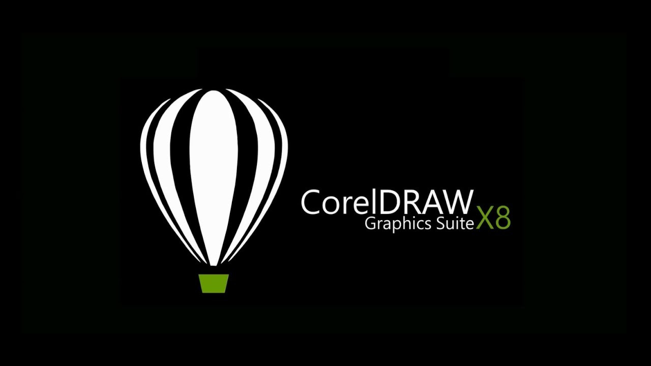 CorelDraw x8 graphics suite
