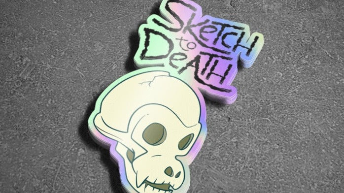 Sketch to Death
