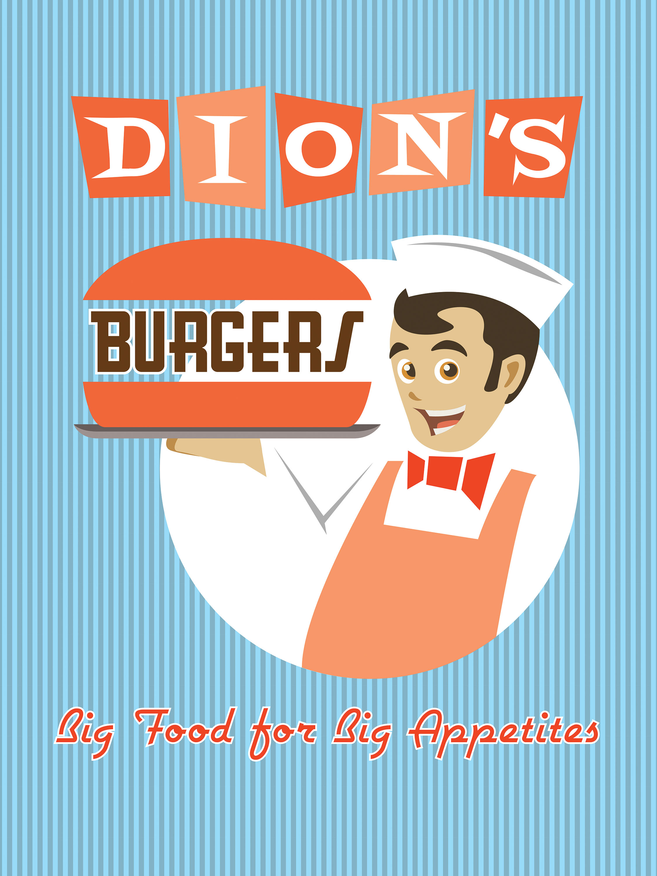 Dion's Burgers