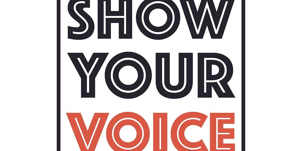 Show Your Voice