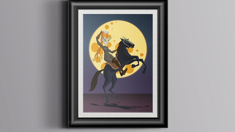 Dullahan Rider